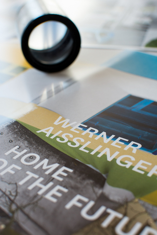 Making-of 'Home of the Future' by Werner Aisslinger, Berlin 2013